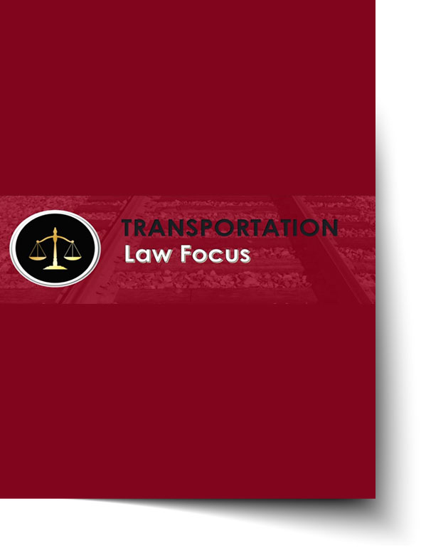 Transportation Law Focus